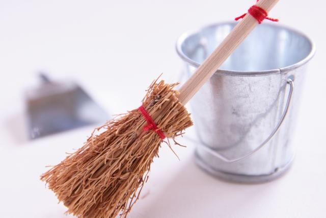掃除と清掃の違い