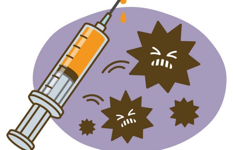 インフルエンザ対策をしよう!