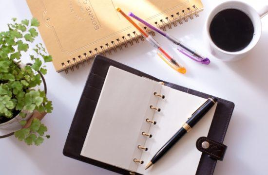 部活や勉強に役立つ手帳活用術!